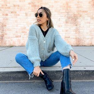 Chicwish Sweaters - Chunky Knit Sweater